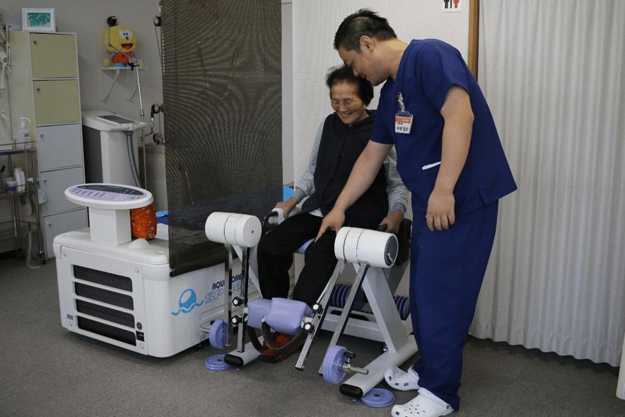 変形性膝関節症み